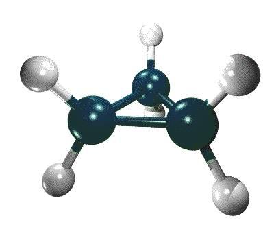 cyclopropane