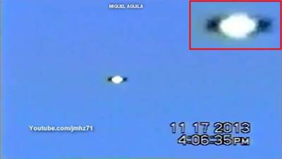 UFO Flying saucer Real ! Over Guadalajara Mexico -OVNI Plato volador Miguel Aguila 17_11_2013(360p_H.264-AAC).mp4_000001935