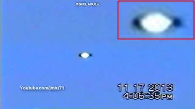 UFO Flying saucer Real ! Over Guadalajara Mexico -OVNI Plato volador Miguel Aguila 17_11_2013(360p_H.264-AAC).mp4_000002068