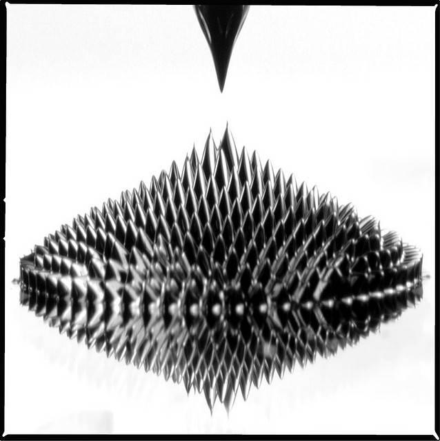 ufopolis ferrofluidos circulos 08