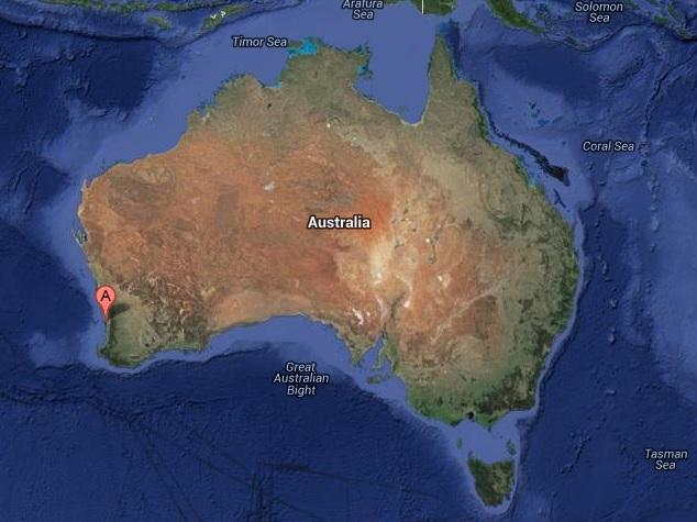 ufopolis ovni australia rottnest island 1