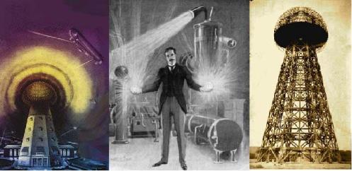 Articulo 055 - El rayo de la muerte - Tesla